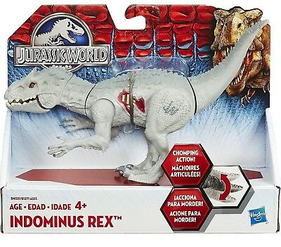 "Indominus Rex Jurassic Park World 8"" Dinosaur Brand New Toy"