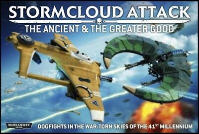 Stormcloud Attack the Ancient & The Greater Good (English) Games Workshop 40K
