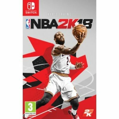 Nba 2K18 Nintendo Switch /digital/, No Fisico