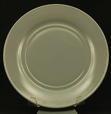 Hazel Atlas Glass Ovide Grey Dinner Plate