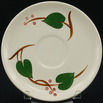 Blue Ridge Southern Potteries Stanhome Ivy Saucer #2