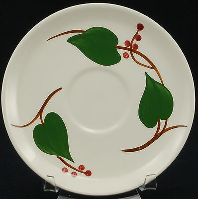 Blue Ridge Southern Potteries Stanhome Ivy Saucer #3