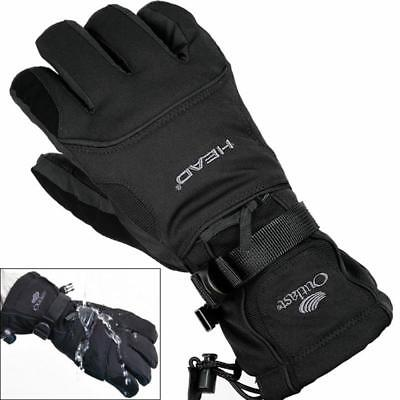 Ski Gloves Snowboard Waterproof Motorcycle Riding Winter Warm Windproof Gloves