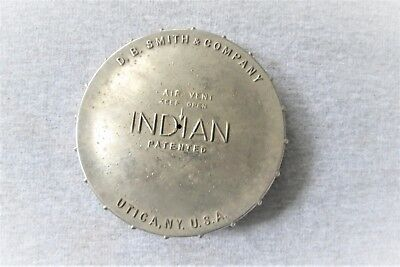 Indian Fire Extinguisher Cap Cover for Backpack Can
