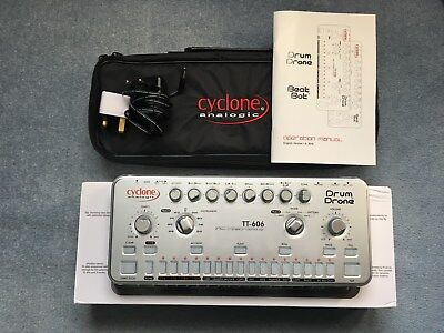 Cyclone Analogic Drum Drone TT-606