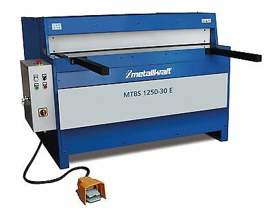 Guillotine   MTBS 1250-30E Metallkraft special offer £5,550 + v.a.t. 01702290290