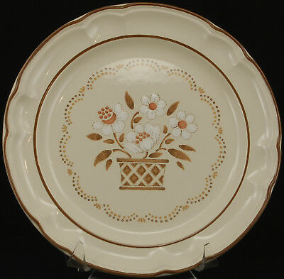 Hearthside Mayblossom Brown Dinner Plate