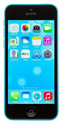 Apple iPhone 5c - 16 Go - Bleu - Etat Correct - Reconditionné en France