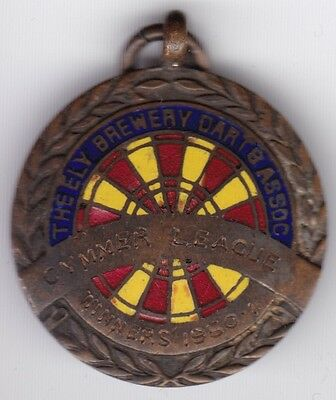 1950 Darts Winners Medal***Collectors***