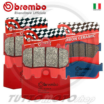 Kit Pastiglie Freno Ant+Post Brembo Bmw R 1200 Rt 2005-2013 R1200