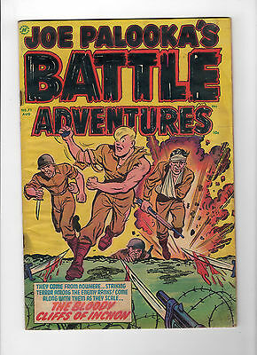 Joe Palooka Comics #71 (Aug 1952, Harvey) - Good-