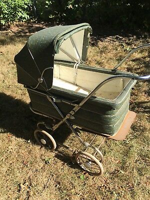 Vintage Baby Carriage / Buggy / Stroller