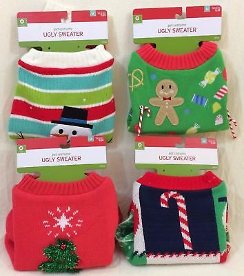Dog UGLY SWEATER Christmas Sweater ~ Many Styles ***US SELLER ~ FAST SHIPPING***