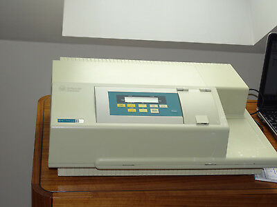 Molecular Devices SpectraMax 384 Plus Absorbance Microplate Reader + SoftMax Pro