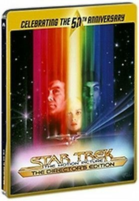 Blu Ray STAR TREK: The Motion Picture - (Blu-Ray Disc - SteelBook)  ......NUOVO