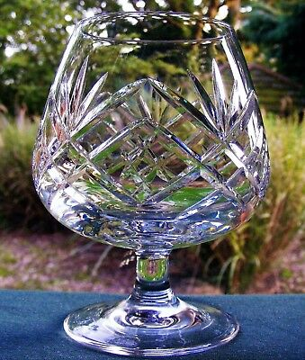 "Royal Doulton ""juliette"" Pattern 4 3/4"" Brandy Glass"