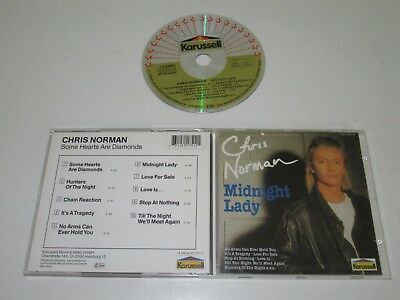 Chris Norman/midnight Lady(Karussell 511 751-2) Cd Album