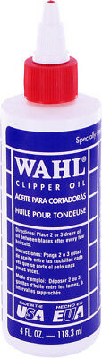 Wahl 3310 hair Clipper trimmer Oil 4 floz  **FREE DELIVERY**