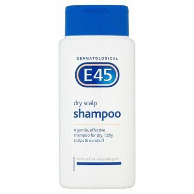 E45 Dermatological Dry Scalp Shampoo, 200 ml **FREE DELIVERY**