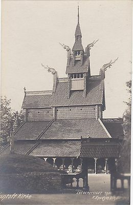 The Kirke / Church, TANTOFT, Norway RP