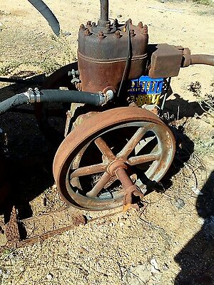 lister 6hp stationary engine not going