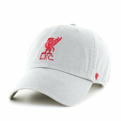 47 Brand Relaxed Fit Cap - FC Liverpool gris