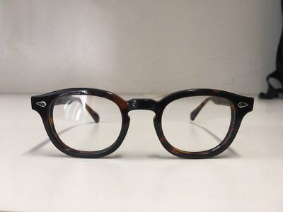 Johnny Depp  Moscot Optics lemtosh Frames - 44mm & 47mm - Handmade Acetate