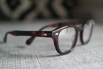 Johnny Depp Style Glasses - Moscot  Lemtosh Style - 44mm & 47mm Available.