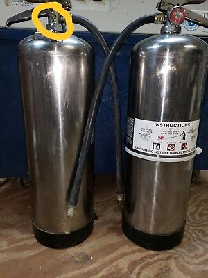 Water Fire Extinguisher, 2.5 gal,  WOW!!! LOOK AT ALL THE XTRAS