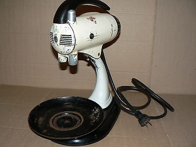 READ AS/IS Not Working used vintage SUNBEAM MIXMASTER model 7B mixer