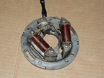 Used Yamaha Enticer Et & Other 340Cc Ignition Electronic Stator Plate 2 Cyl Yam