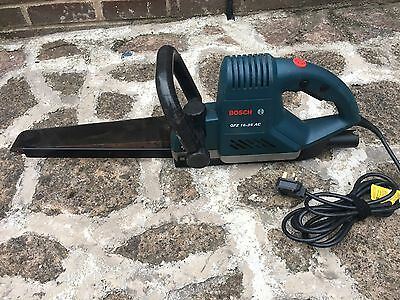 BOSCH GFZ 16-35AC 240v SAW MULTIPURPOSE ELECTRO SAW WOOD PLASTERBOARD - Used