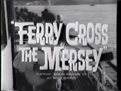Ferry 'cross the Mersey dvd-r, Gerry and the Pacemakers movie