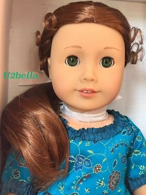 """American Girl Felicity Doll18"""" and Book NEW IN Box Beforever"""