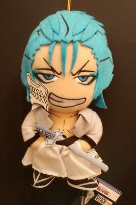 Bleach: Grimmjow 8 Inch Anime Plush New With Tag