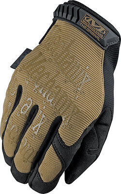 Mechanix Wear Coyote Gloves - Mg-72 - Small Only