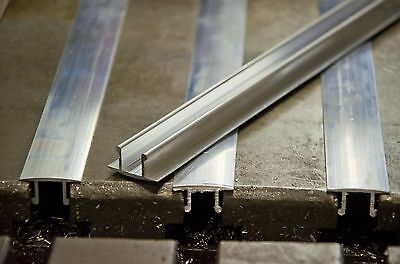 CNC or Conventional Mill .625 Extruded Aluminum T-Slot Cover Set - 3 Sticks