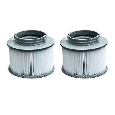 M spa Filter Cartridge Twin Pack To Suit All Mspa Models