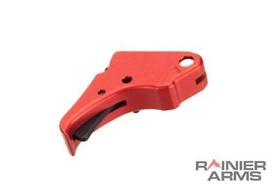 Apex Tactical Action Enhancement Trigger & Duty/Carry Kit for M&P Shield - Red