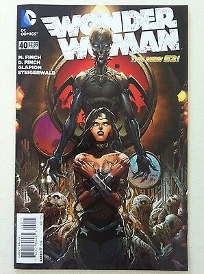 Wonder Woman (2011) #40 Regular David Finch Cover Dc New 52 Vf/nm 1St Printing