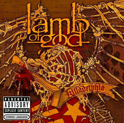 Lamb Of God ‎– Killadelphia CD NEW
