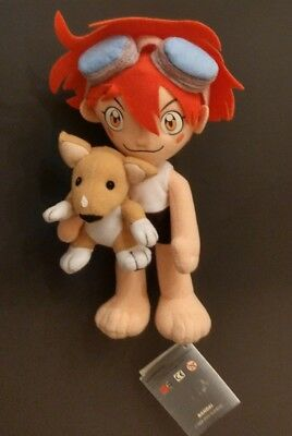 Cowboy Bebop: Ed with Ein 8'' Anime Plush with Tag