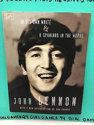 John Lennon: In His Own Write & A Spaniard in the Works Book by Pimlico