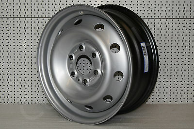 Iveco Daily S2000 2007-2017 Steel Wheel 6½J x 16 Inch ET68