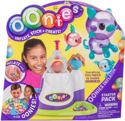 NEW Oonies Starter Pack from Mr Toys