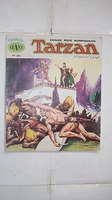 Tarzan Geant no 38  ( 1979 / Sagedition )