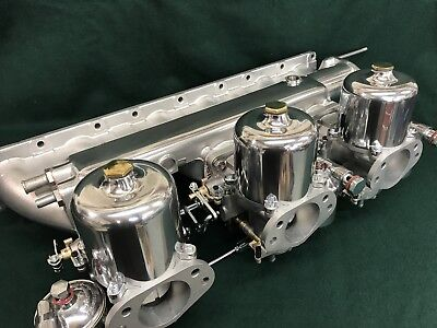 Carburettor carb Vapour Blasting SU Mini Jaguar Triumph Bentley  Classic Car
