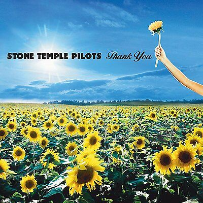 STONE TEMPLE PILOTS THANK YOU 1 Extra Track CD NEW