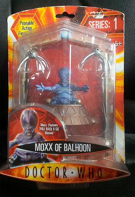 Dr. Who Actionfigur  -  Moxx of Balhoon (OVP)