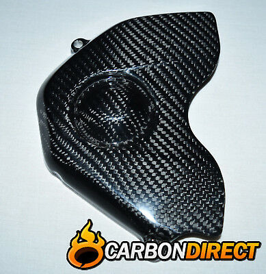 Honda Cbr600Rr Cbr 600 Rr 100% Carbon Fibre Sprocket Chain Guard Cover 2007-2012